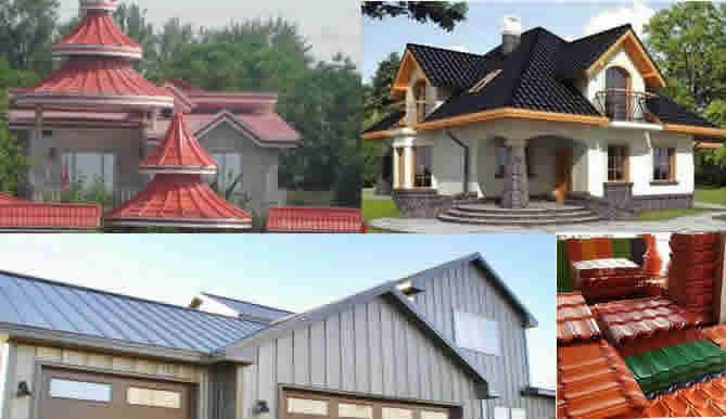 ساخت سقف شیروانی